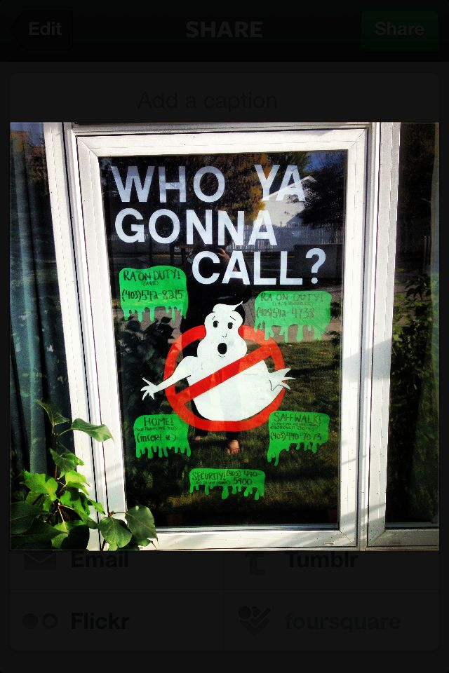 Call the RA staff! Or to explain all the different resources on campus (bursar, financial aid, lasso, math lab, etc.).