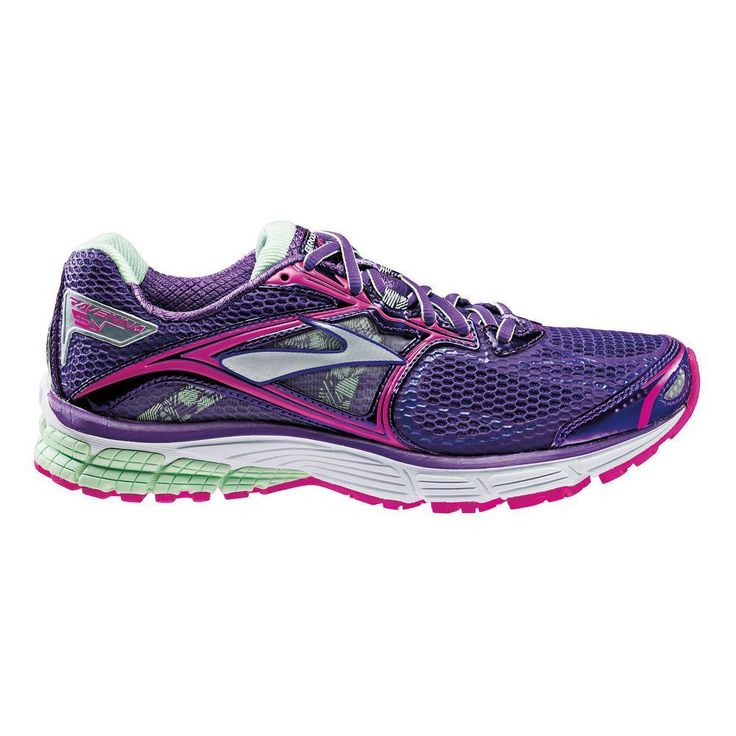 Nikki aren't these your new running shoes? Brooks Ravenna 5