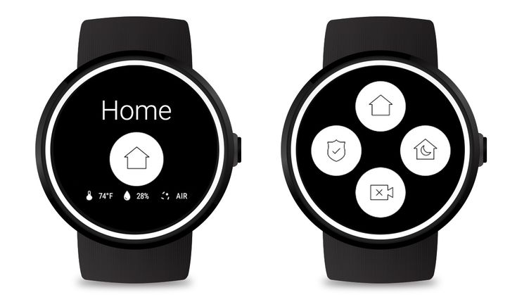 Canary Apps Adds Android Wear Support