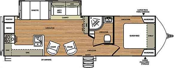 2016 New Forest River VIBE 268RKS Travel Trailer in Idaho ID.Recreational Vehicle, rv, 2016 Forest River VIBE268RKS, 2 OUTSIDE SPEAKERS, 32in Flatscreen TV, Aerodynamic Painted Front Cap, Black tank flush, Coach-net Roadside Ass., Decrative Curtain Rods, E-Z Lube Axles, FULL EXTENSION BALL BEARING DRAWER GUIDES, Heated & Enclosed Underbelly, Internal LED Lighting Strip, Led Awning Light, MP3/DVD/CD/FM w/Surround Sound, Night shades, One touch electric awning, Outside Kitchen, Outside Shower…