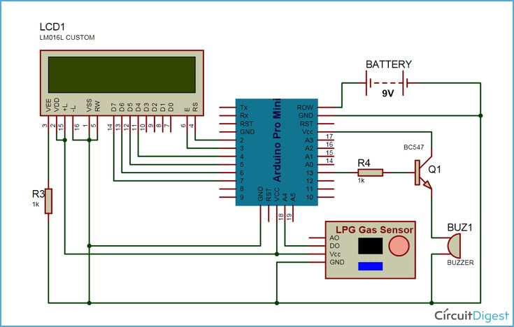 DIY Wireless Home Security System with Arduino
