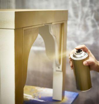 Πώς να δώσετε αέρα πολυτέλειας σε ένα τραπεζάκι Lack απο την Ikea - Ikea Hacks…