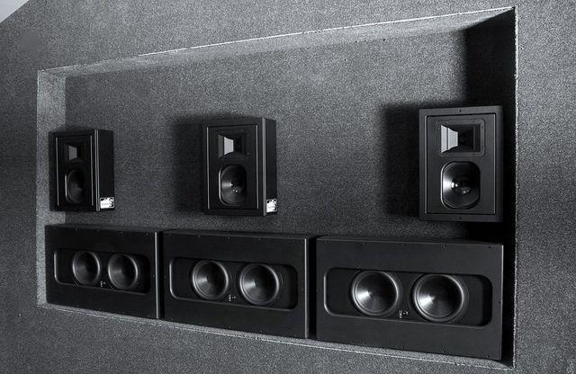 Spitfire Venue system, installed by Cinema Rooms, UK.