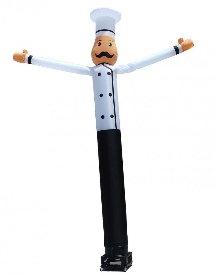 Chef De Inflables Y Sky Dancer -venta De Bailarín Inflable Del Aire - Comprar Barato Precio De Chef De Inflables Y Sky Dancer - Fabrica Bailarín Inflable Del Aire En Estados Unidos