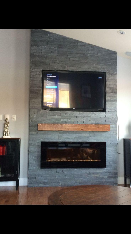 the 25 best grey stone fireplace ideas on pinterest stone
