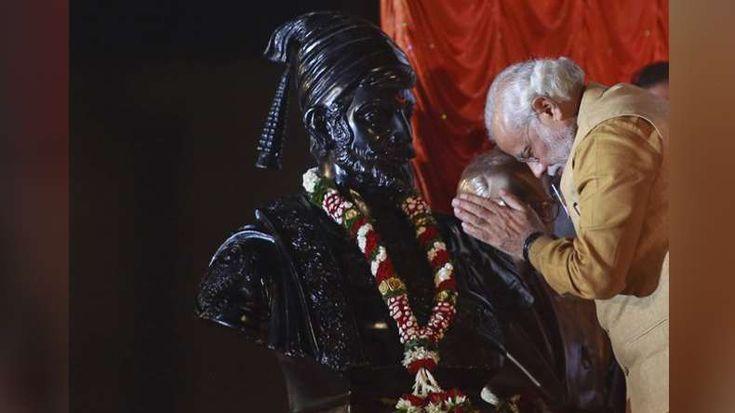 PM Modi to lay foundation stones for Shivaji Memorial, Metro projects in Mumbai today  @