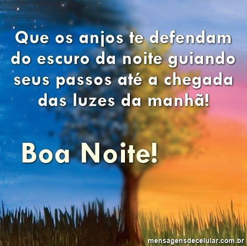 Boa Noite! Confia em Deus!, veja a mensagem que estou te enviando.