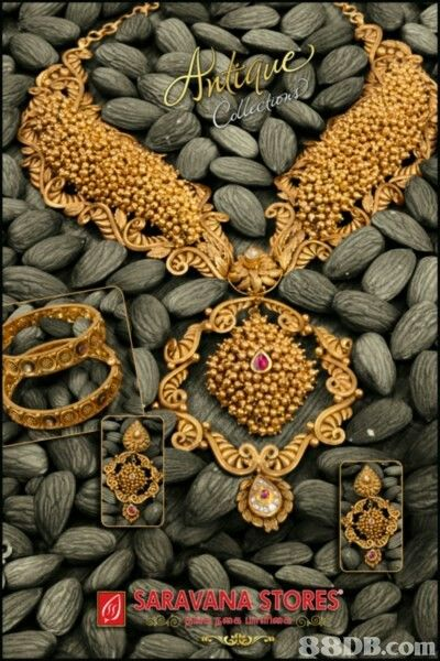 """Exquisite Indian gold jewellery. """"Repinned by Keva xo""""."""
