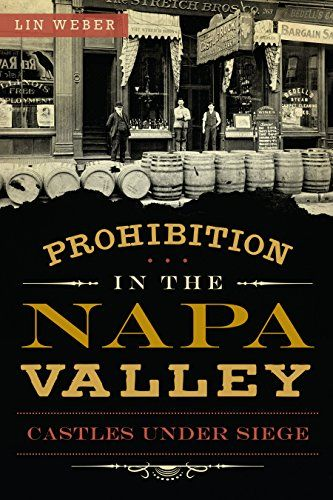 To a region flush with the success of alcohol, Prohibition was a sobering thought. Against the backdrop of national events, author Lin Weber introduces a cast of Napa Valley's leading citizens, embroiled in a fight for their livelihood with temperance champions and federal agents.