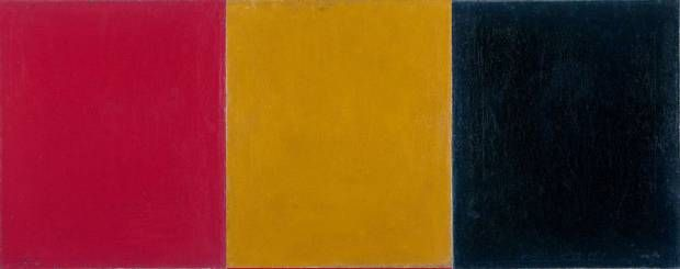 Aleksandr Rodchenko, Pure Red Color, Pure Blue Color and Pure Yellow Color, a.k.a. The Last Painting or The Death of Painting (1921), Constructivism
