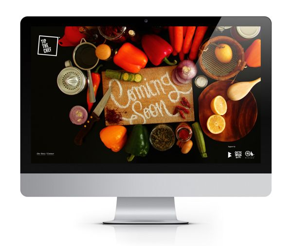 Tip the Chef by Big Horror Athens , via Behance