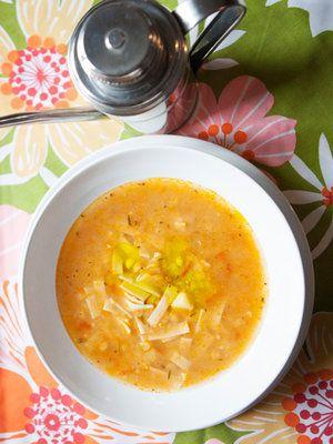 【ELLE a table】ひよこ豆とパスタのトマトスープレシピ|エル・オンライン