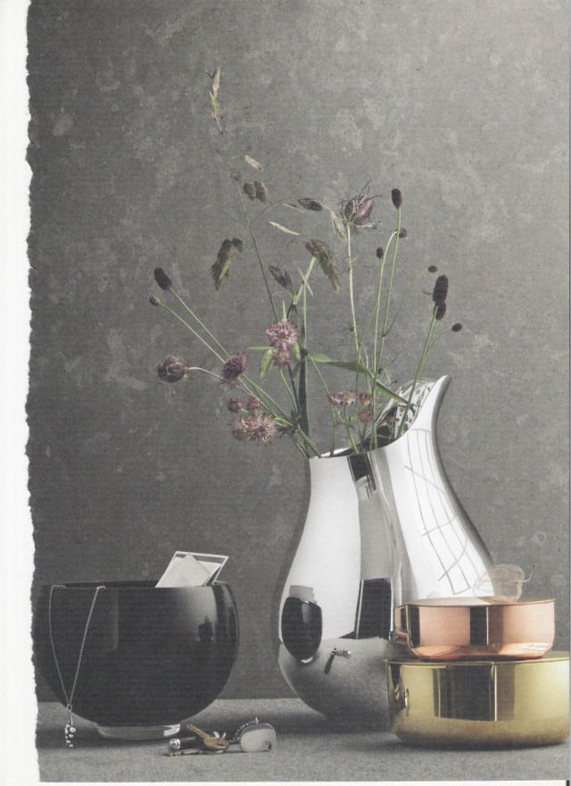 mama vase by Ilse Crawford for Georg Jensen