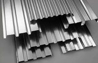 Corrugated Stainless Steel Panels