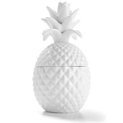 Image for Ceramic Pineapple Jar from Kmart