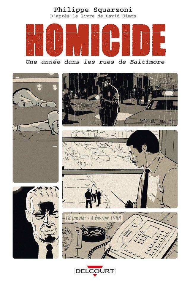 homicide-tome-1-couverture