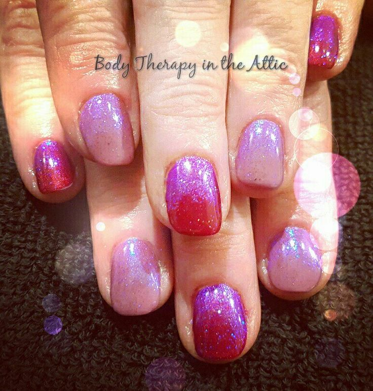 Purple sparkles with award winning a Gel ll Manicure.  #eleanorrigby #cactuswine #gelllmanicure #magpieglitter #heather #partynails #nailitmag #beautifulnails #beautytherapy #whickham #northeast #beautifulnails #secretofhealthynails #nailsecret #nailart #nailledit #nails #longlasting #21dayswear #naildesign #nailstagram @magpie_beauty @scratchmagazine @gel_two #bodytherapyintheattic