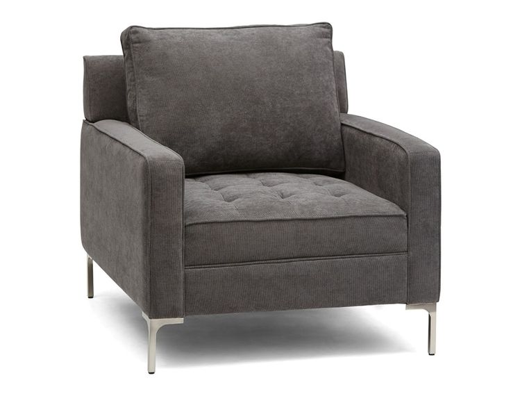 MIAMI - Armchair - Grey