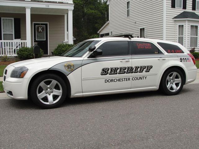 Dorchester County Sheriff K 9 Unit Amp Dodge Magnum