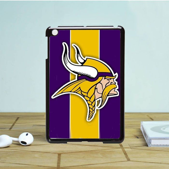 Nfl Minnesota Vikings Football F iPad Mini 2 Case Dewantary