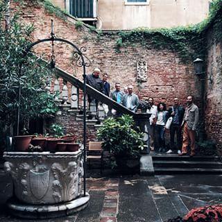 #gustavenpa @GruppoVenpa3 @Gnammo @marcovalmarana: E' pronto! Il noleggio è servito! - tappa di Venezia