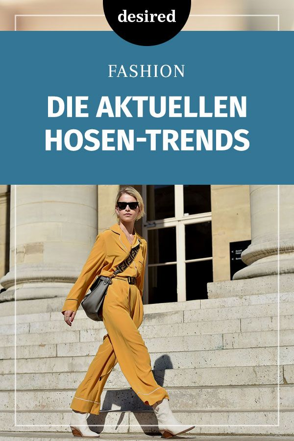 Main thing far: These are the biggest pants trends 2019