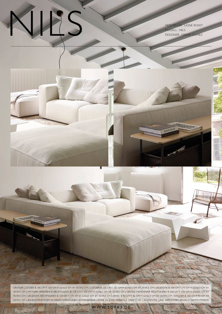 nils ligneroset ligne roset didiergomez didier gomez sofas sofa sofa3 heidelberg. Black Bedroom Furniture Sets. Home Design Ideas