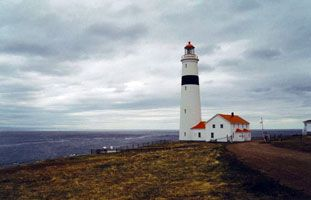 My Great Grandfather grew up here...tallest lighthouse in Canada: Point Amour, Labrador  http://www.pointamourlighthouse.ca/home/