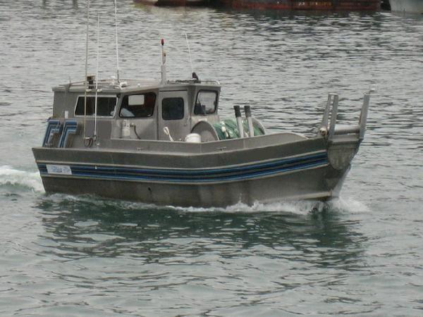 Copper river bowpicker 0021 30 39 grayling boats ships for Alaska fishing boats for sale
