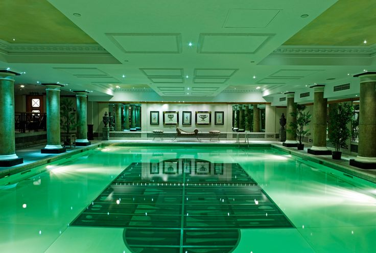 The Ajala Spa at the Grange Holborn Hotel #London offers a range of signature manicures, pedicures, massages and facials, plus an exclusive selection of spa day packages for all-day indulgence. #LuxuryPools #BestHotels