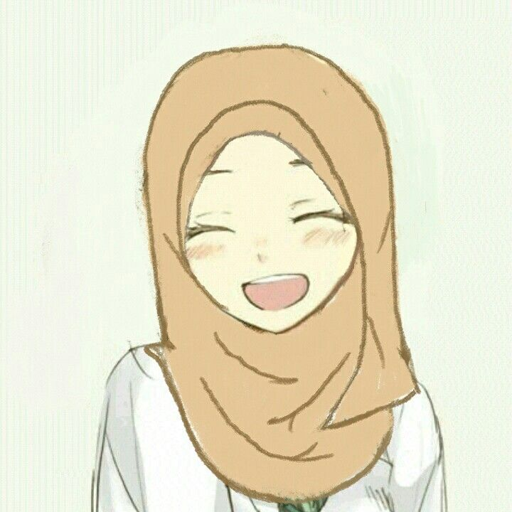Anime Chibi Girl Muslim