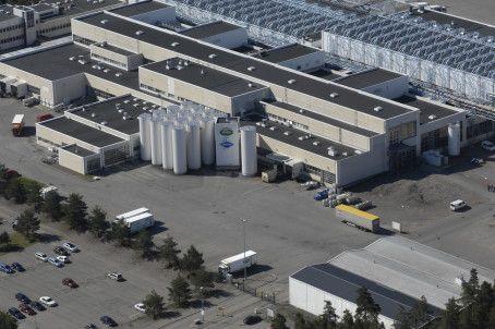 Sipoon meijeri vihittiin käyttöön 27. huhtikuuta 1992. Vanha meijeri sijaitsee muutaman sadan metrin päässä nykyisestä tuotantolaitoksesta.