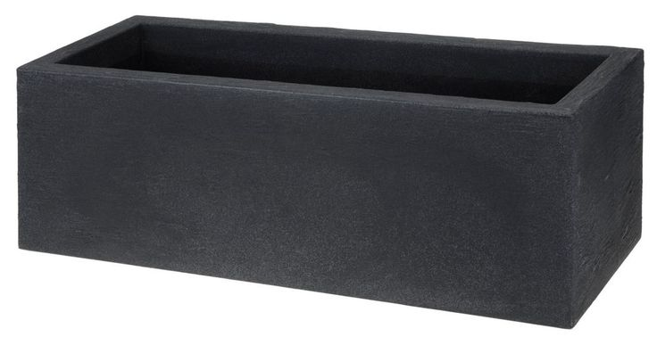 £40.00 Large Stone Effect Plastic Trough Plant Pot Garden Planter Rectangular Planter 80 x 29 w x 26 high