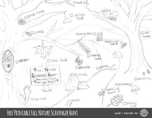 Best 25+ Nature scavenger hunts ideas on Pinterest