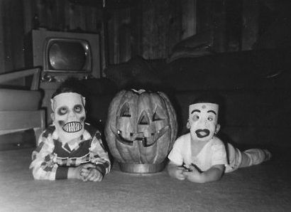 51 Best Images About Vintage Halloween Photos On Pinterest