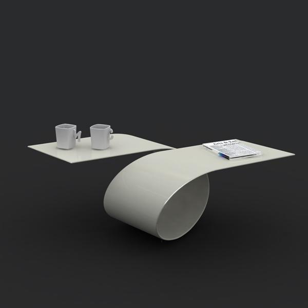 Loop - Coffee Table | Baita Design Studio