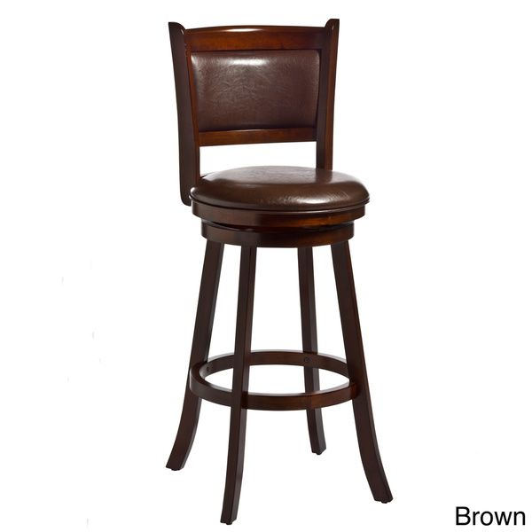 counter bar stools hillsdale dennery vinyl upholstery stool counter height 28941