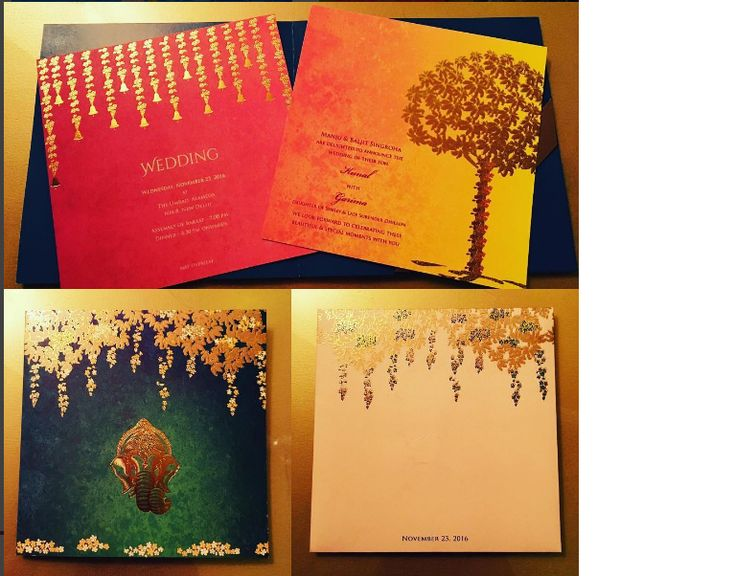 Portfolio - Neha Singh Bhatia Invitations | Wedding Invitations in Delhi | ShaadiSaga