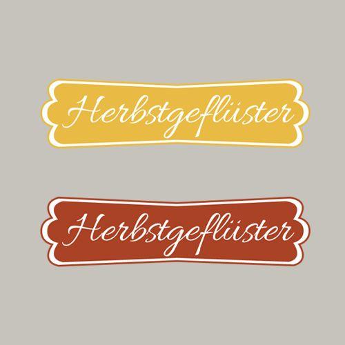 Modernes Label, Herbstgeflüster, Herbst, Stampin´Up! Stempeln, Craft, basteln, stampin https://www.facebook.com/Colorspell