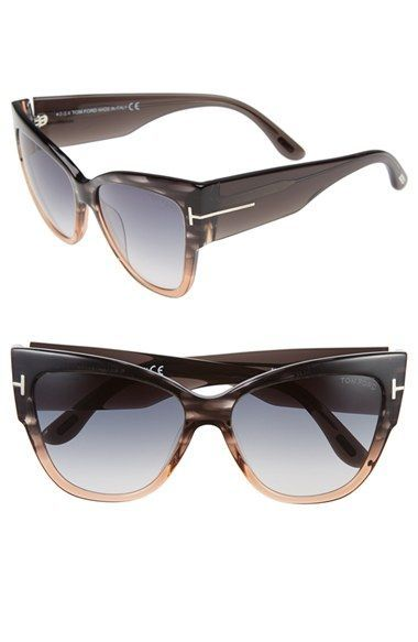 870d04a58d1 Tom Ford Anoushka 57mm Gradient Sunglasses