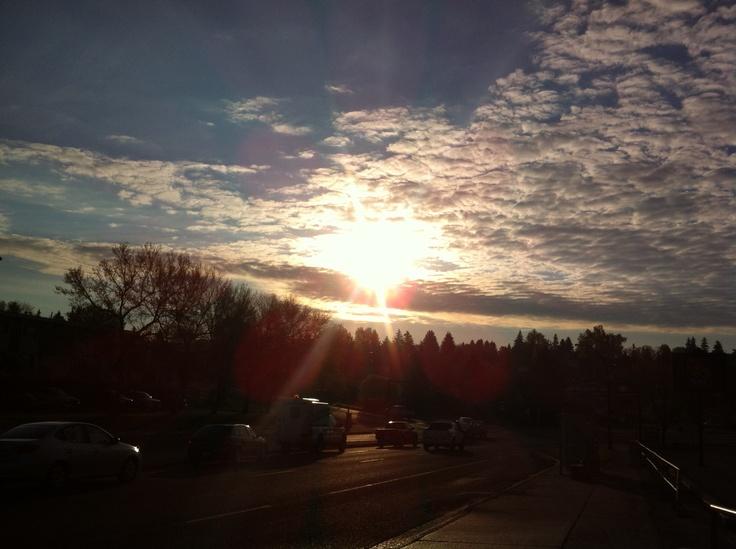 May sunrise!!!