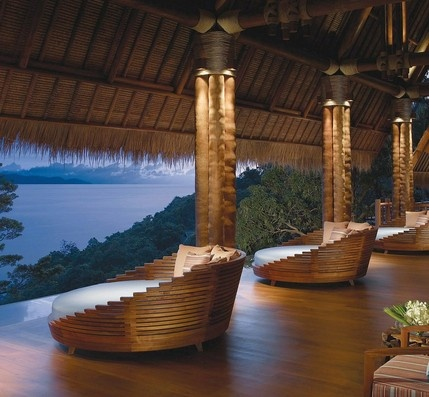 The Four Seasons Resort Koh Samui.   I. Would LOVE to have it <3