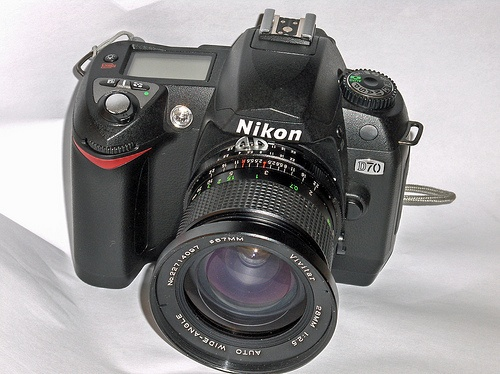 wikiHow to Bracket Photos With a Nikon D70 -- via wikiHow.com