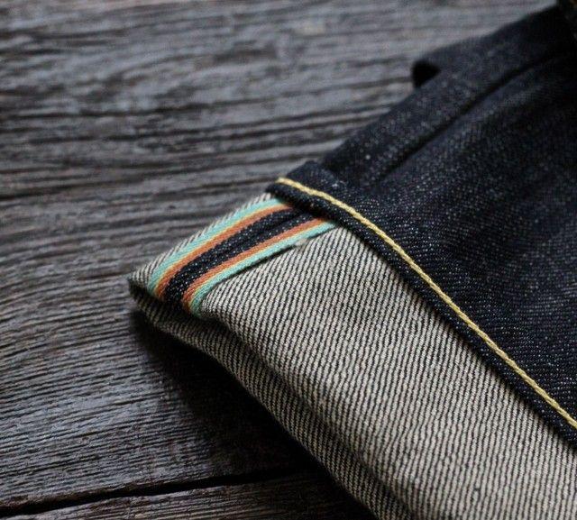 Edwin Jeans - Rainbow Selvedge
