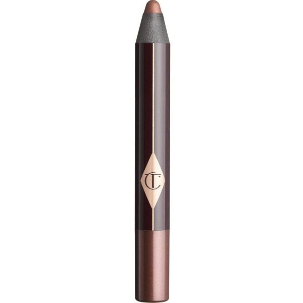 Charlotte Tilbury Colour Chameleon colour-morphing eyeshadow pencil ($21) ❤ liked on Polyvore featuring beauty products, makeup, eye makeup, eyeshadow, pencil eyeshadow, pencil eye shadow, charlotte tilbury and eye pencil makeup