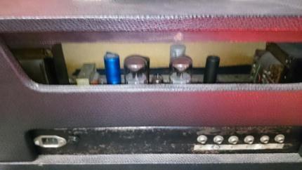 london city 70er verst rker 50w r hre gitarre. Black Bedroom Furniture Sets. Home Design Ideas