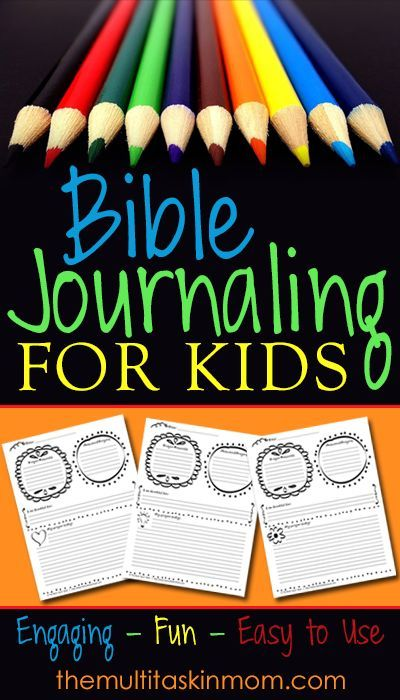 Have you been wanting to get yours kids into Bible Journaling? Here is a helpful article to get you started!