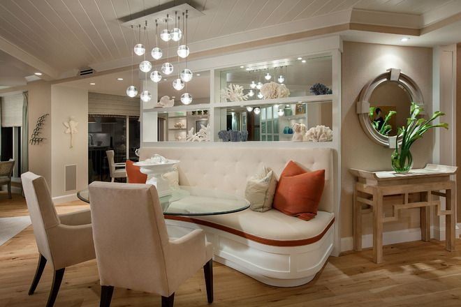Beach condo naples and penthouses on pinterest for Beach condo kitchen ideas