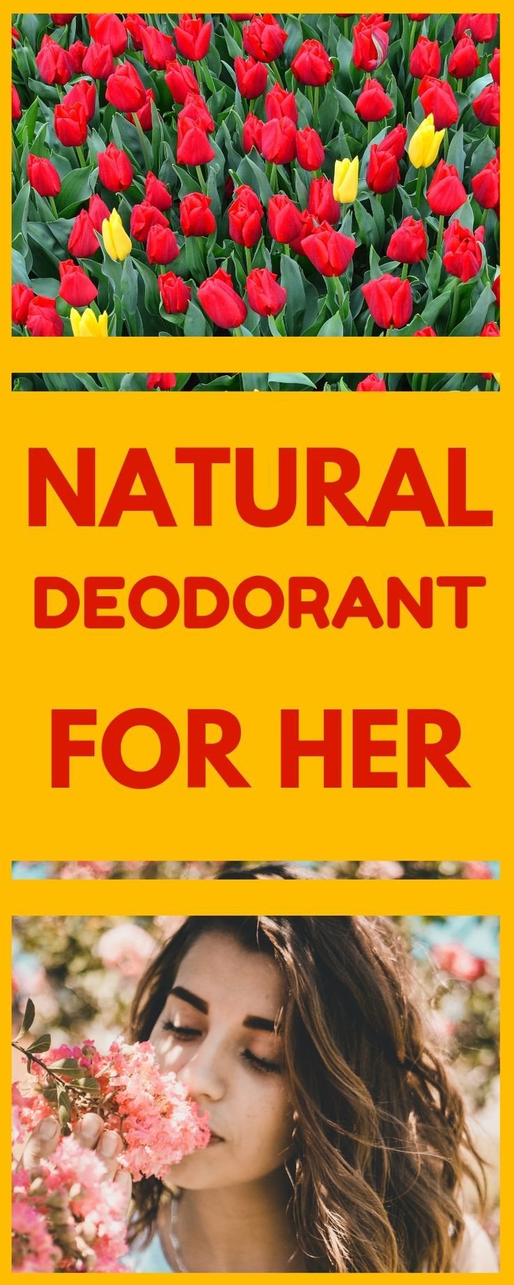 Deodorant - How to Keep Your Pits Smelling Good, Naturally