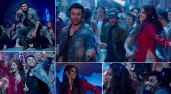 Here's a Glimpse of the New BREAK UP Song Released Today!!!   @ADHM #Diaries #Love #Romance #Breakup #Makeup #post #BreakUp #Essential @AnushkaSharma @RanbirKapoor #Party #Song #New #Music #Release #SonyMusic #FoxMovies #DharmaProductions #Energising #Funfilled #NewSong